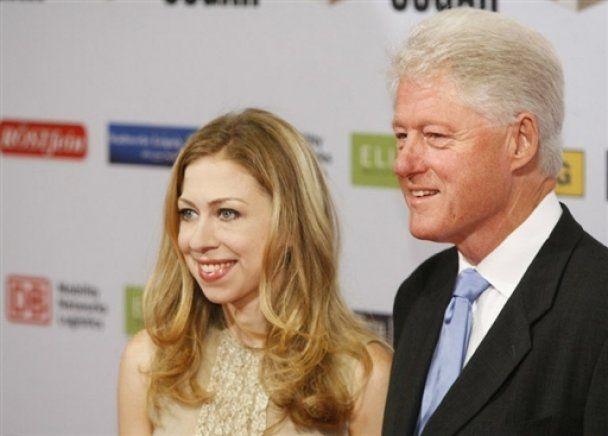 Челсі Клінтон розлучається