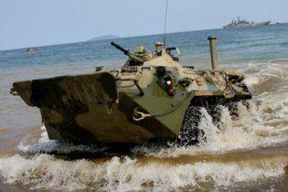 Токио недовольное проведением РФ военных учений на одном из Курильских островов