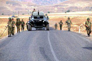 ВВС Турции разбомбили военную базу курдов в Ираке