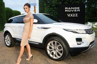 Виктория Бекхэм станет дизайнером новой модели Range Rover