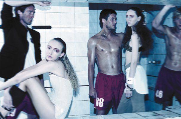 """Футболісти """"Арсеналу"""" знялися у фотосесії з топ-моделями"""