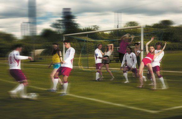 Футболісти Арсеналу і топ-моделі_8