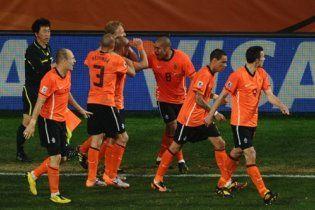Объявлен состав сборной Нидерландов на матч с Украиной