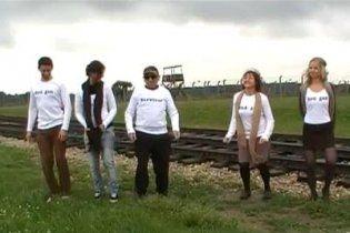 """Клип """"Танцы в Освенциме"""" выявил в Интернете множество неонацистов (видео)"""