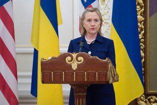 Гілларі Клінтон відправила в Україну свого заступника