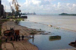 Україна відбере в Молдови порт на Дунаї