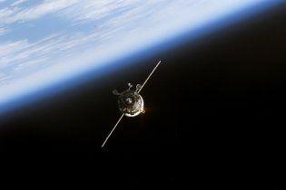 Разбился российский космический корабль