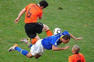 Голландський дипломат поранений у Ріо після поразки збірної Бразилії