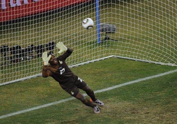 Чемпионат мира. Уругвай победил Гану в серии пенальти