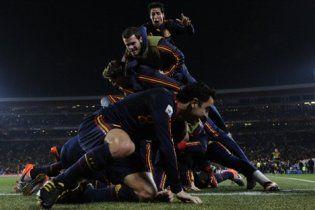 Вилья вывел Испанию в полуфинал чемпионата мира (видео)