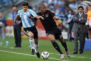 Матч Україна - Аргентина опинився під загрозою зриву