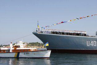 Україна ризикує залишитись без військового флоту