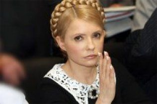 Тимошенко уверяет, что живет на сбережения