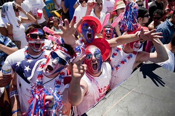 В США отметили 234-й День независимости