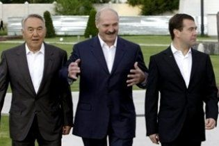 Таможенный союз России, Беларуси и Казахстана сформирован официально