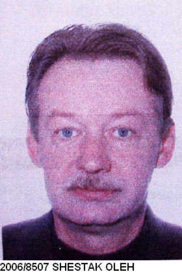 Олег Шестак. Фото www.interpol.int