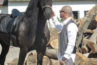 Тимати купил лощадь за 2 миллиона