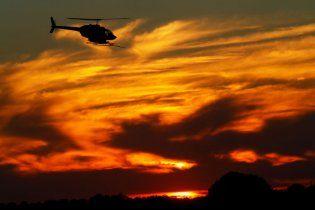 У Херсонський області розбився гелікоптер