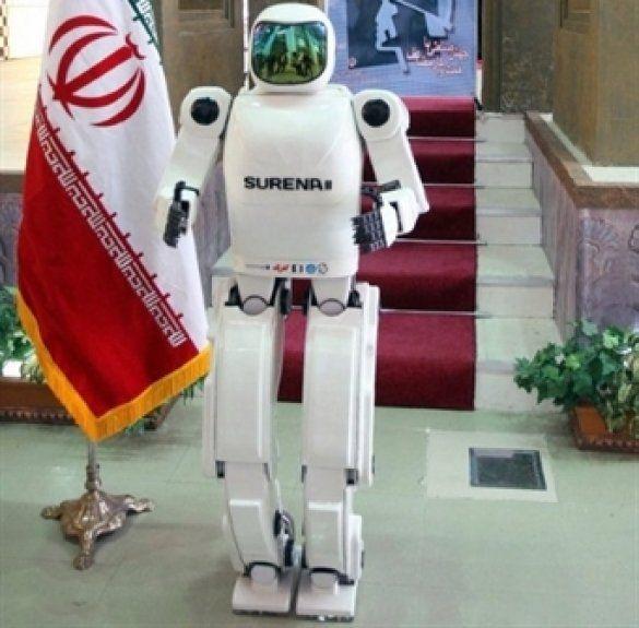 Іранський робот
