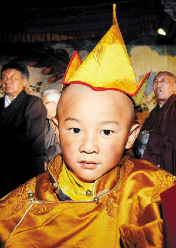 В Тибете избрали перевоплощение Будды при поддержке Компартии Китая