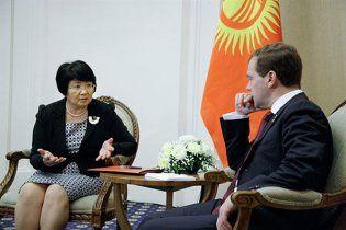 Президент Киргизії побоюється нових сплесків насилля