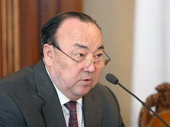 Муртаза Рахімов. Фото з сайту bashkortostan.ru