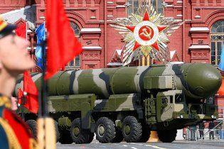 Ядерный арсенал России вдвое мощнее, чем  у США