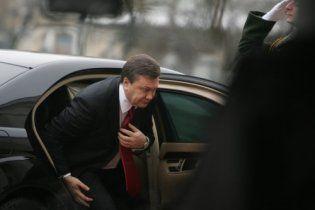 Герман пообещала, что кортеж Януковича по людям стрелять не будет