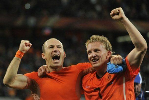 Нідерланди вийшли у фінал чемпіонату світу (відео)