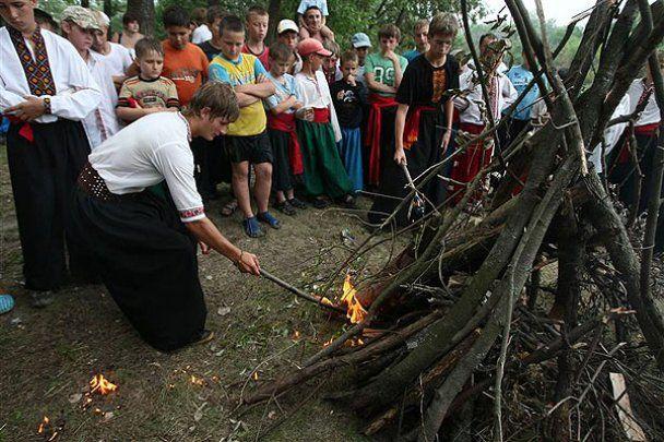 Святкування Івана Купала в Україні