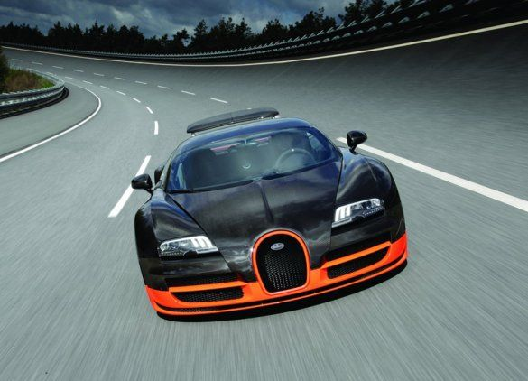 Bugatti Veyron Super Sport_1
