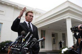 Шварценеггер отложил первую за последние пять лет казнь в Калифорнии