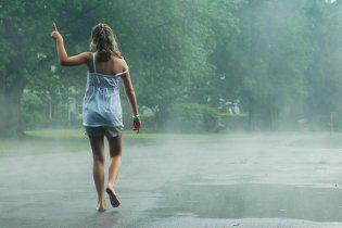 В Украину придут дожди