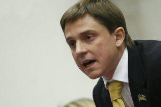 Олесь Довгий устроил драку с представителями СБУ