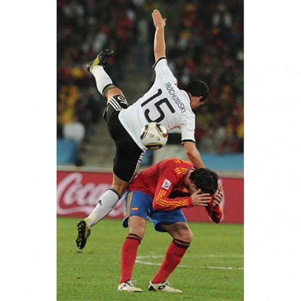 Другий півфінал Чемпіонату світу-2010. Фотозвіт