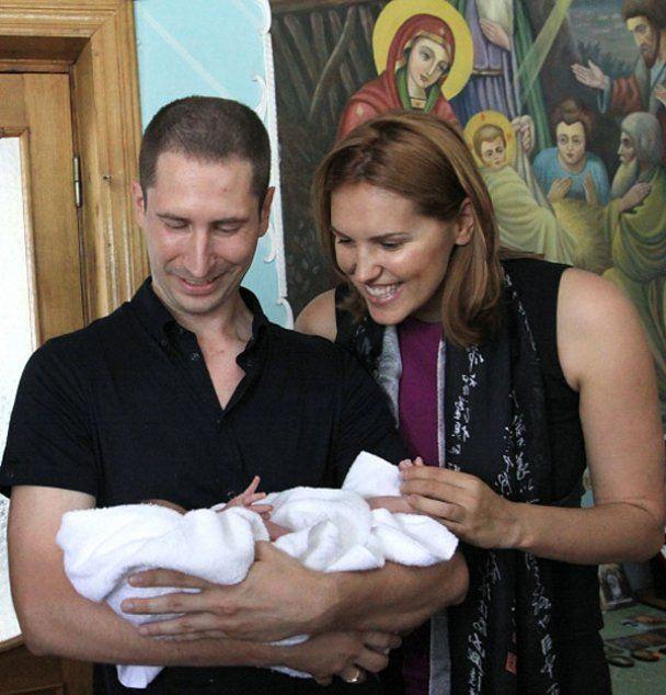 Яна Клочкова виростить із сина спортсмена