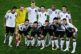 В сборной Германии нашли нескольких геев