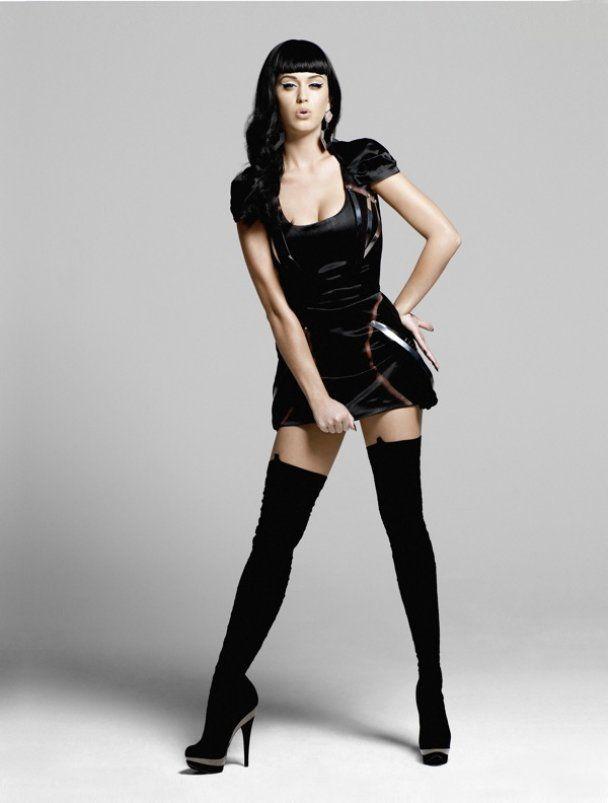 Кэти Перри топлес снялась для Esquire