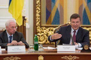 Оппозиция: Янукович отправит Азарова в отставку