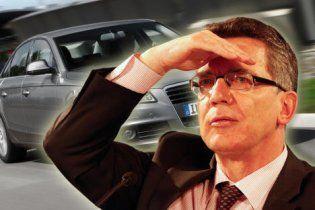 У Німеччині викрали машину глави МВС, який оголосив війну злодіям