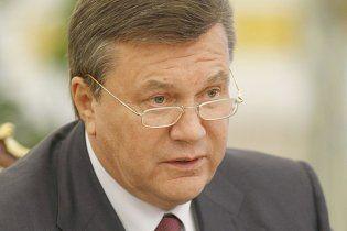 Янукович: Россия и ЕС готовы вкладывать деньги в Крым