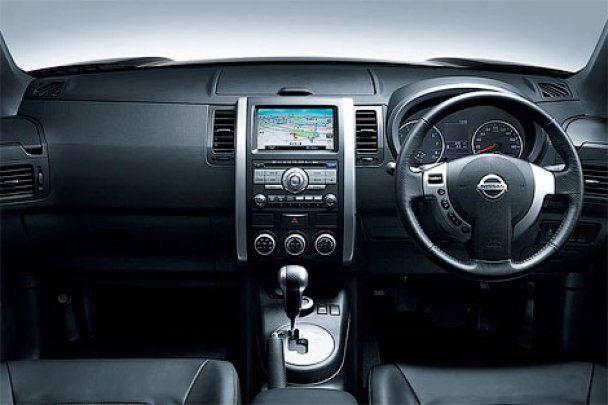 Компания Nissan показала обновленный X-Trail