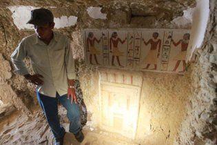 Археологи нашли в Египте гробницы старше 4 тысяч лет