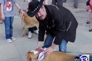 На посаду губернатора Техасу висунули собаку