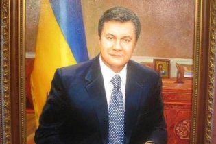 Донецк подарит Януковичу картину
