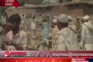 Від вибуху в урядовій будівлі Пакистану загинуло 17 людей