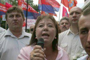 Наталью Витренко освободили из-под стражи