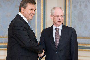 Янукович в Брюсселі: для реформ необхідна стабільність. Ми це маємо
