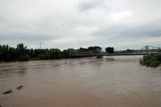 На Львівщині через паводок оголошено надзвичайну ситуацію