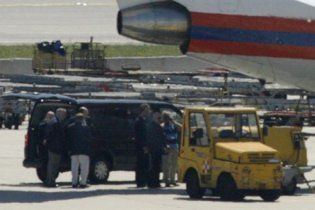 Фигуранты шпионского скандала прибыли в Москву